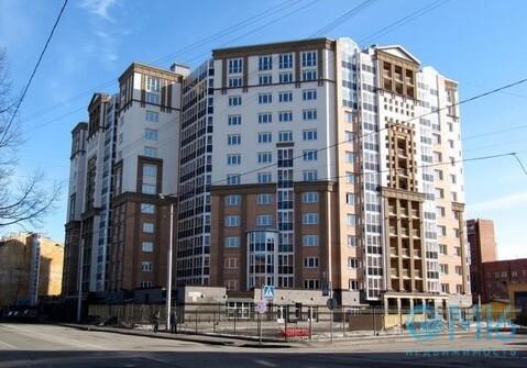Трехкомнатная квартира с видом на Крестовский остров - Фото 1