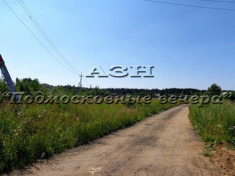 Киевское ш. 42 км от МКАД, Жедочи, Участок 400 сот. - Фото 4