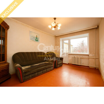 Продаётся 2-х комнатная квартира в центре по ул. Анохина, д. 37 - Фото 2