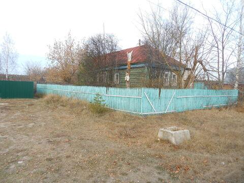 Домик на берегу озера в д.Озерье, Клепиковского р-на, Рязанской област - Фото 4