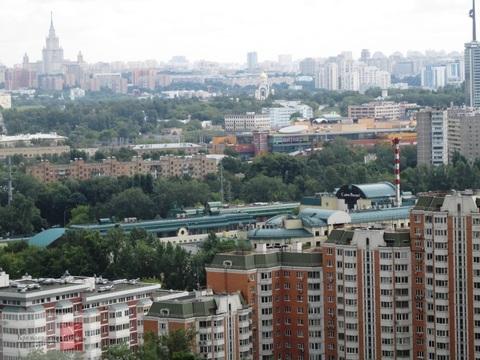 2-к квартира, 54 м2, 24/28 эт, Береговой проезд, 5к1 - Фото 4
