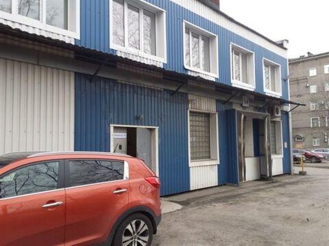 Сдам складское помещение 109 кв.м, м. Бухарестская - Фото 1