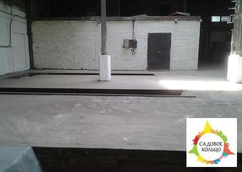 Сдам производственное помещение 1200 м? не отапливаемый, бетонное отде - Фото 4