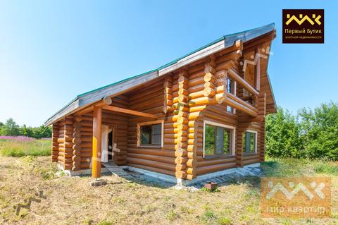 Настоящий Бревенчатый дом по цене клееного бруса - Фото 4
