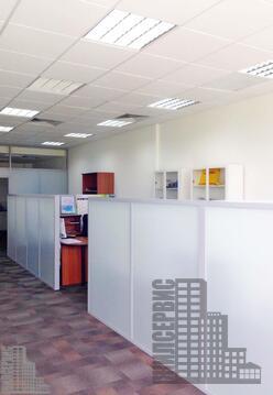 Офис 641м с мебелью в БЦ на Научном 19 - Фото 4