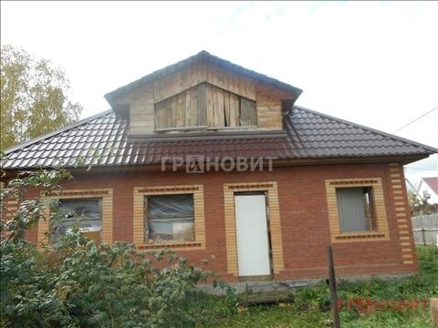 Продажа дома, Криводановка, Новосибирский район, Мичурина пер - Фото 1
