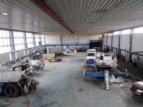 Сдам производственное помещение 1300 кв.м, м. Площадь А. Невского i - Фото 5