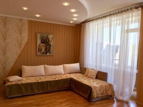 Аренда 3-комнатной квартиры на ул. Гаспринского, новый дом - Фото 1