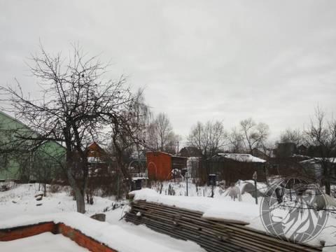 Участок с добротный фундаментом СНТ №7, Климовск, Подольск - Фото 5