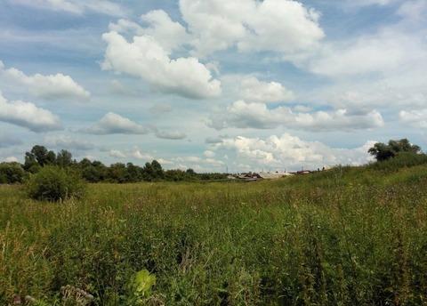 Продам участок в живописном месте у реки ИЖС Терентьево - Фото 1