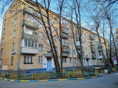 Двухкомнатная квартира в минуте от парка Сокольники - Фото 1