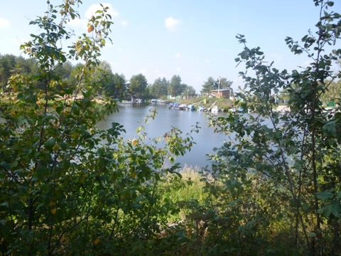 Участок 85 соток на первой линии реки Волга со всеми коммуникациями. - Фото 2