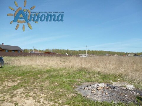 Продается участок 10 соток в заповеднике «Барсуки», деревня Тростье ж - Фото 4