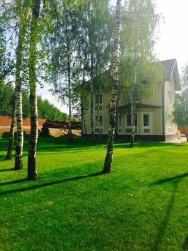 Продаю кирпичный коттедж 400 кв.м. Троицк.