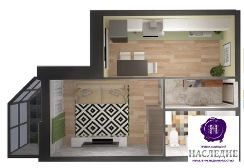 Старт продаж современного жилого дома «Орбита» ул. Б.Гагарина, 74в - Фото 3