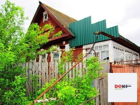 Бревенчатый дом в Егорьевском районе в д.Шувое - Фото 1