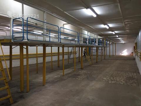 Предлагаются в аренду теплый склад. Высота потолков от 3-х до 10 метро - Фото 2