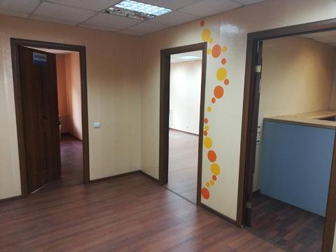 Аренда офисного блока, 72 кв.м. с отдельным входом - Фото 4