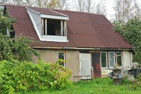 Купить дом в селе Медведь Шимского района - Фото 2