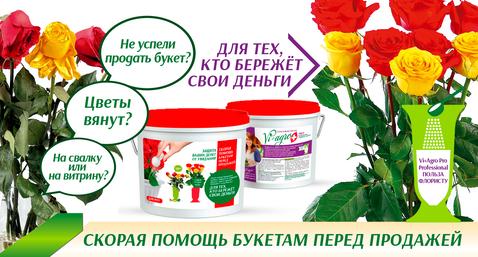 Фабрика препаратов для цветочных магазинов - Фото 4