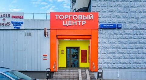 Сдается Торговый центр. , Москва г, Митинская улица 36 - Фото 1
