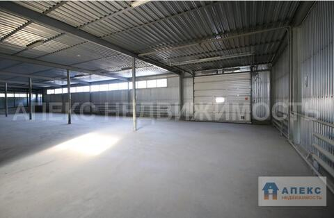 Аренда помещения пл. 720 м2 под склад, аптечный склад, пищевое . - Фото 5