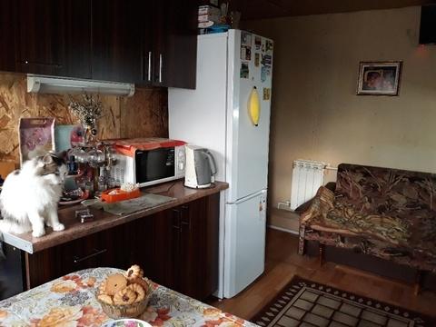 Продается отдельно стоящий жилой бревенчатый дом в мкр. Оргтруд - Фото 3