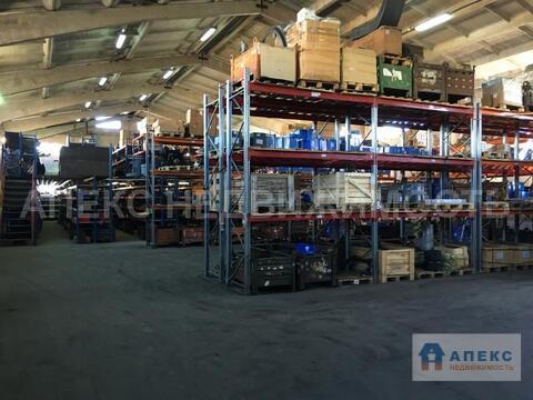 Продажа помещения пл. 3730 м2 под склад, производство, , Домодедово . - Фото 1