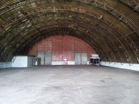 Утеплённый склад-ангар 1070кв.м.в Кирилловской промзоне. - Фото 3