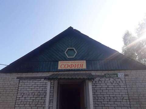 Торговое помещение 80 кв.м. на участке 8 сот. д. Остров Кимрского р-на - Фото 2
