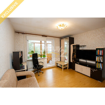 Светлая 3-х комнатная квартира на Лососинском шоссе, 24/1, Купить квартиру в Петрозаводске по недорогой цене, ID объекта - 321845370 - Фото 1