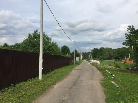 8 соток Кузенево Москва ПМЖ - Фото 4