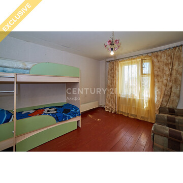 Продажа 2-к квартиры на 1/2 этаже в Заозерье на ул. Центральная, д. 4 - Фото 2