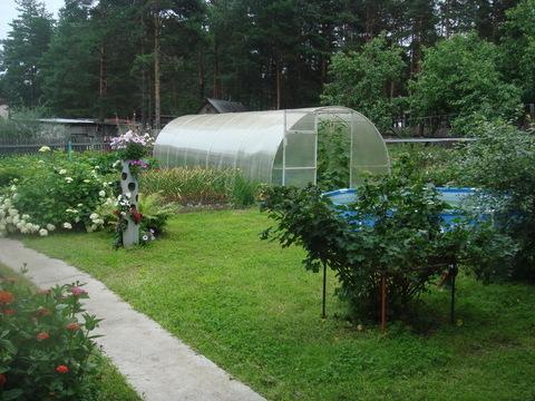 Продаю земельный участок с домом в пос. Улыбышево - Фото 3