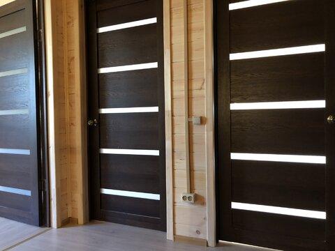 Новый дом, 122 кв.м, пос. Любучаны Чеховский район - Фото 5