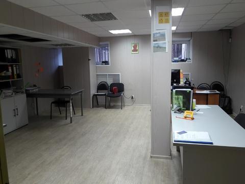 Офисное помещение 95 м2 - Фото 4