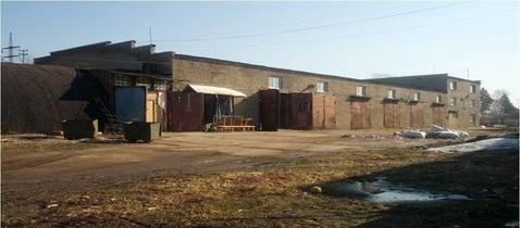 Производственно складские помещения с земельным участком 1.7 Га - Фото 2