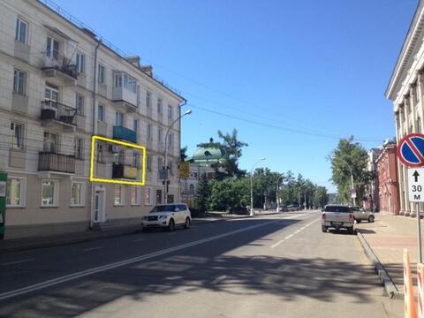 Продажа офиса, Иркутск, Ул. Карла Маркса - Фото 4