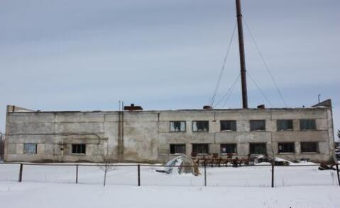 Продается производственное помещение по адресу с. Малая Боевка, ул. . - Фото 2