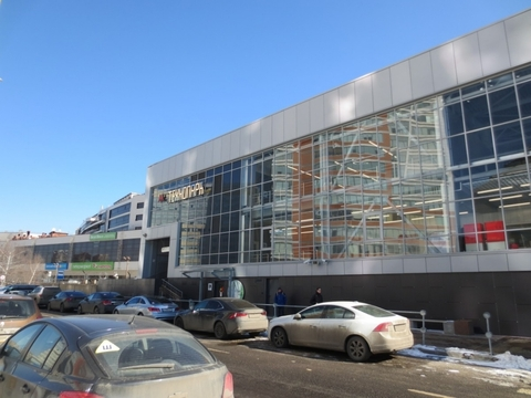 Продажа офиса, м. Технопарк, Проектируемый проезд № 4062 - Фото 3