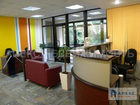 Аренда офиса 79 м2 м. Достоевская в бизнес-центре класса С в Тверской - Фото 1