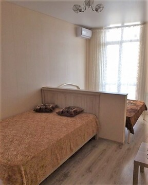 1 комнатная квартира с ремонтом на ул.Крымской - Фото 4