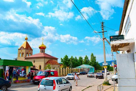 Участок ИЖС по ул. Ласпинская (село Орлиное) - Фото 2