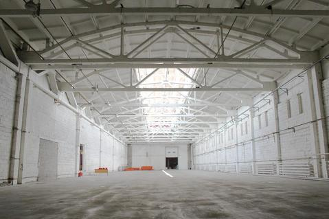 Сдам производственно - складской комплекс 1718 кв.м. - Фото 1