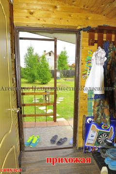 Борисково. Жилой зимний дом 150 кв.м, с двухэтажным гаражом, 15 соток - Фото 4