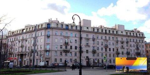 Отличная просторная комната на Петроградке, Исторический центр спб - Фото 1