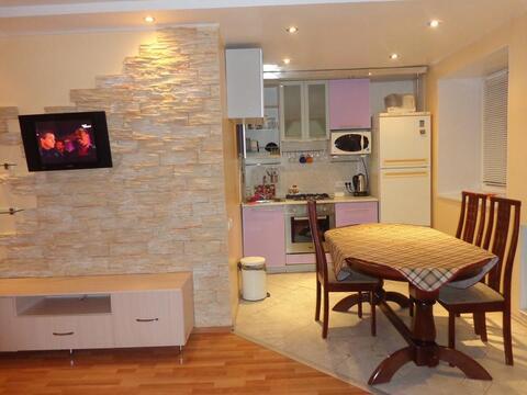 Прекрасная квартира- студия люкс в Черниковке - Фото 1
