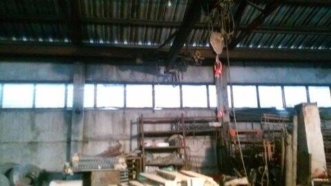 Аренда склада с Кран-балкой — Без комиссии - Фото 1