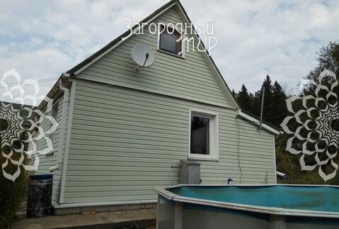 Продам дом, Волоколамское шоссе, 49 км от МКАД - Фото 1