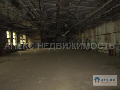 Аренда помещения пл. 1100 м2 под склад, м. Юго-Западная в складском . - Фото 2